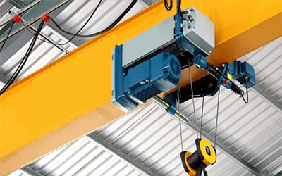 Flame Proof Cranes / Hoist Manufacturer