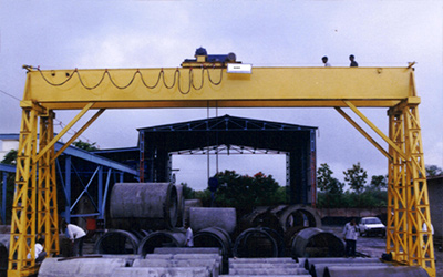Gantry Cranes Exporter in India