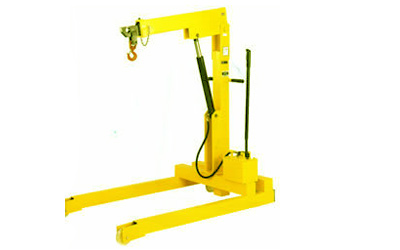 Hydraulic Battery Operated Floor Crane India