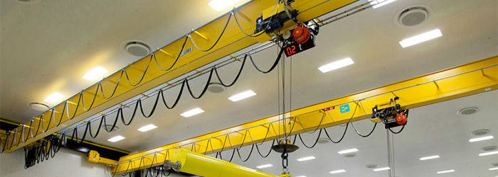 Technical Specification of Cranes India
