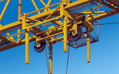 Trolley Cranes manufacturer in India